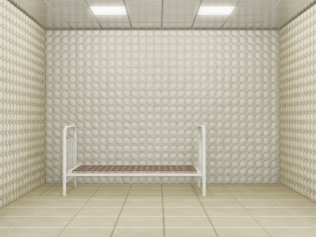 padded room photo