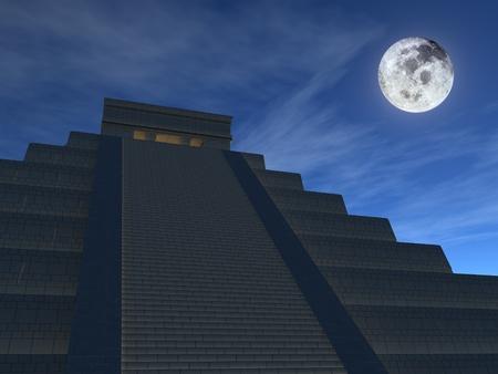 pyramid Stock Photo