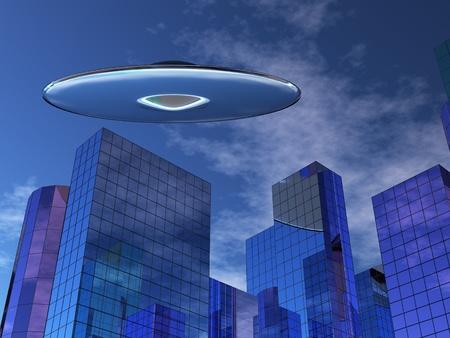 ufo Stock Photo - 18463809