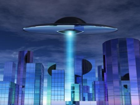 invade: ufo