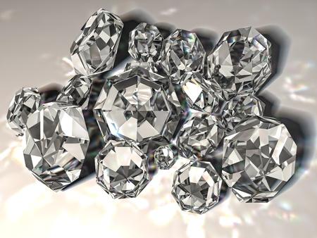 diamonds Stock Photo - 18453606