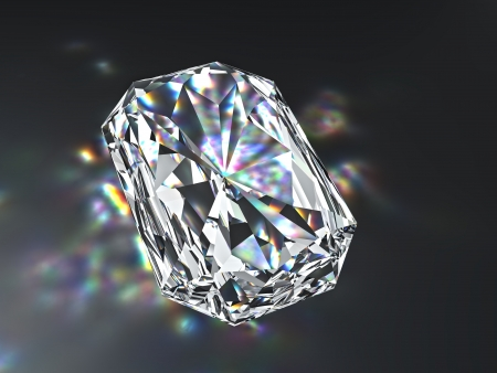 diamond photo
