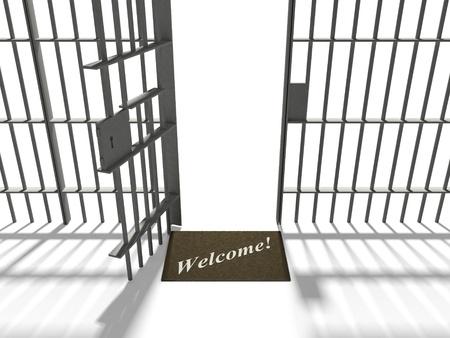 carcel: Bienvenido a la cárcel