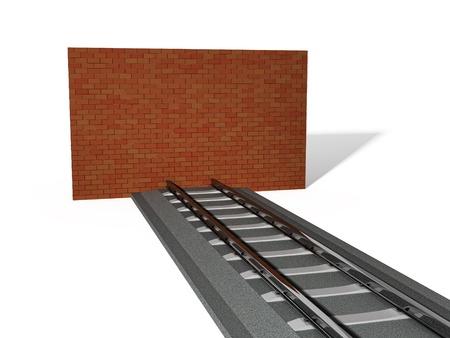 deadlock: railroad