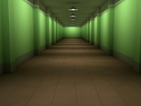 deadlock: corridor
