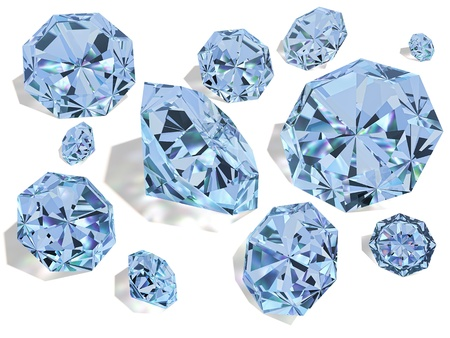 diamonds Stock Photo - 18356004