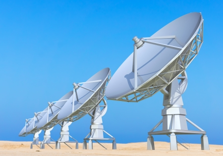 parabolic: radar