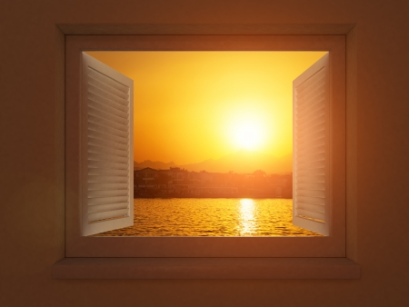 window Stock Photo - 19060209