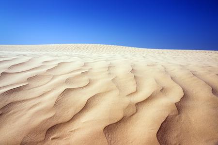 desierto: desierto Foto de archivo