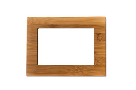 photo frame made from a wood