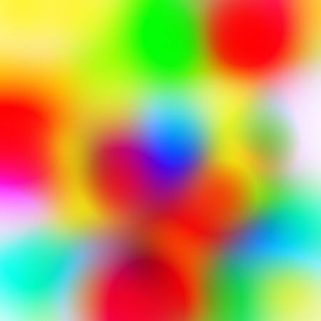 wallpape: Color Spectrum with rainbow background
