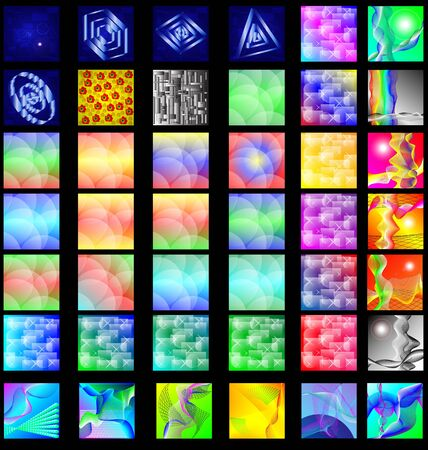 necessities: Abstract color beautiful backgrounds for web designers for various necessities