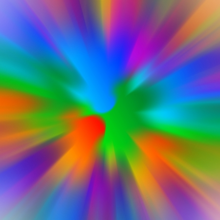 Abstract colored background in the form of a star explosion for designers for various necessities  photo