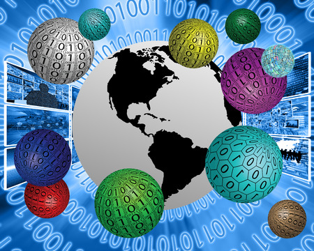 inseparable: Currently, the planet Earth, space and the Internet are inseparable.