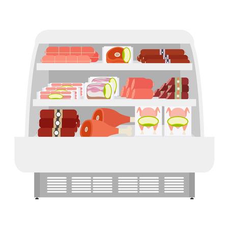 costillas de cerdo: Productos c�rnicos, embutidos y la carne de ave en la tienda
