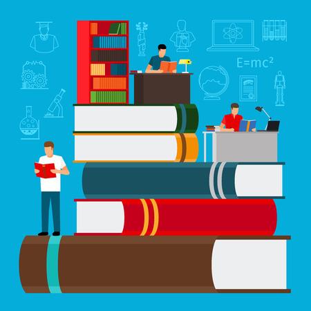教育・研究、学校および大学のコンセプト