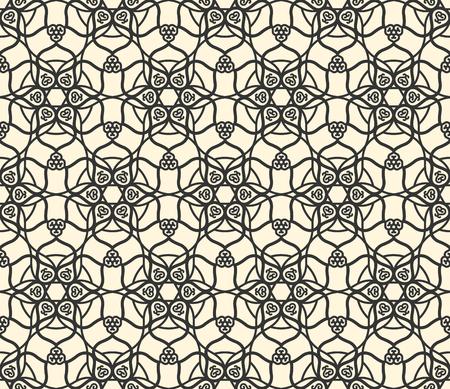 arabisch patroon: Arabic pattern Stock Illustratie