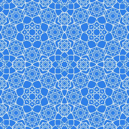 islamic pattern: Islamic ethnic ornament pattern Illustration