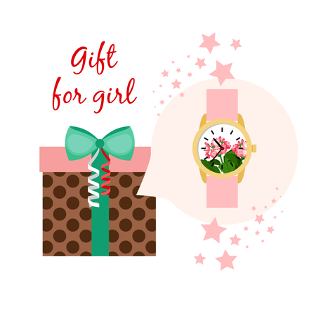 Watch gift for girl