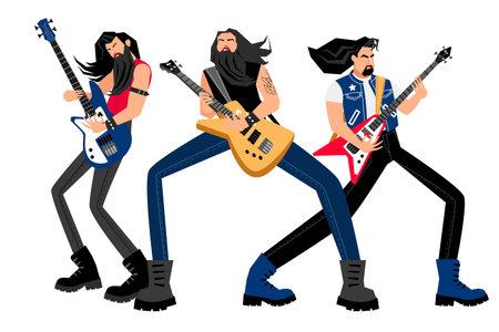 Creative rock band