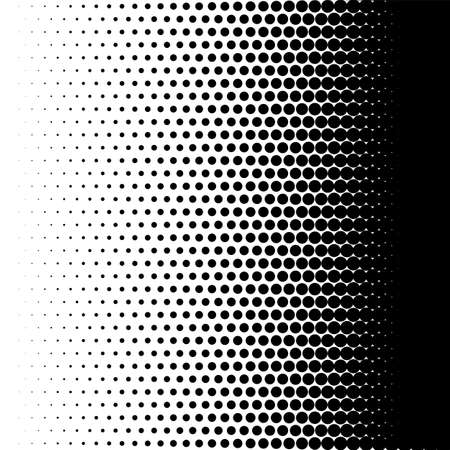 Halftone fade texture duotone dots effect effect