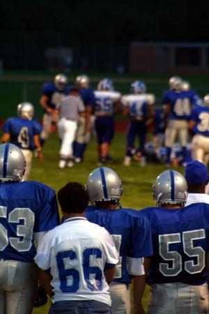 High School Football 5 Imagens - 708130