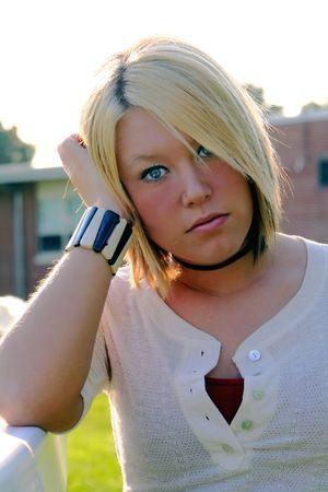 m�lancolie: M�lancolie Blond