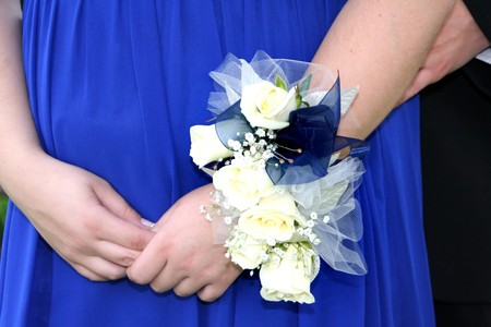 Prom Corsage photo
