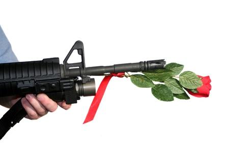 love target: Love Not War