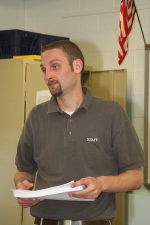 Teacher Explaining Schoolwork