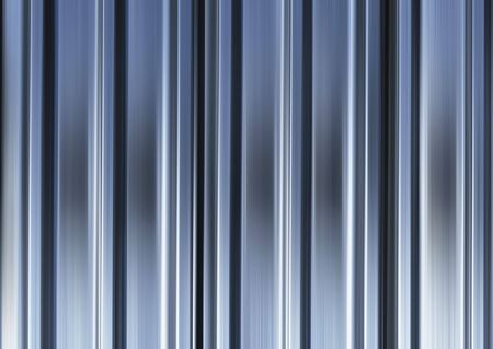 shining metal texture figure of corrugated glazed background Stock Photo - 5881761
