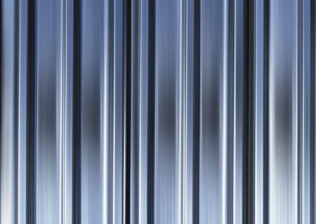 shining metal texture figure of corrugated glazed background Stock Photo - 5881761