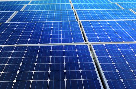 concept de cellule solaire batterie harnais énergie du soleil