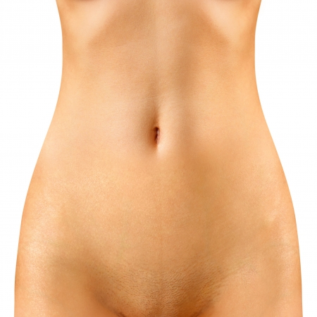 navel: Close up  stomach of woman, closeup background