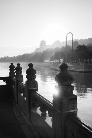 summer palace: The mainly of the Summer Palace is theTower of Buddhist Incense in the longevity hill