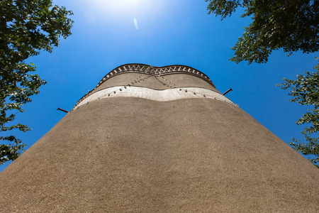 pigeon egg: Ancient dovecote, Teheran , Iran