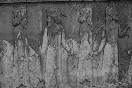 ��archeological site�: Pesepolis, world  heritage archeological site, Persia, Iran