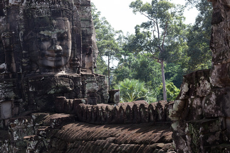 archeological site: Angkor Thom, the best archeological site, Cambodia