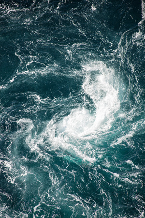 maelstrom: Maelstrom, whirlpool of natural phenomenon, called Saltstraumen, Norway