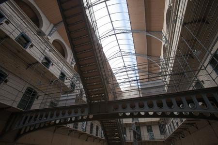 kilmainham gaol, historic old prison in Dublin