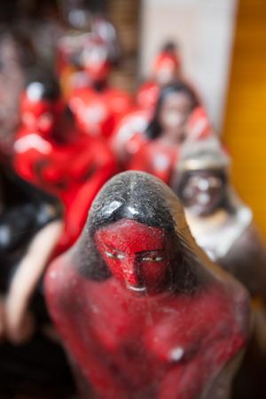 vodoo: Fetish in Salvador de Bahia, Brazil