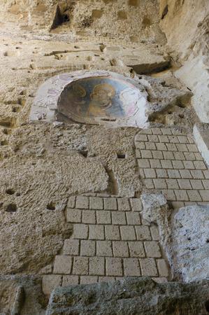 virgil: Tomb of Virgil, Roman poet who wrote Aeneid, the famous companion of Dante