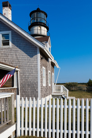 cape cod: Lighthouse in Cape cod, Massachussetts