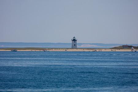 massachussets: Lightouse in Cape Cod peninsula, Massachussets, USA