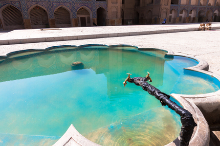 isfahan: Naqsh-e Jahan Square in Isfahan, Iran