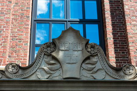 harvard university: August 2015 Cambridge, Massachusetts, USA.  Harvard University.