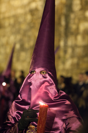 sinners: Easter masked procession