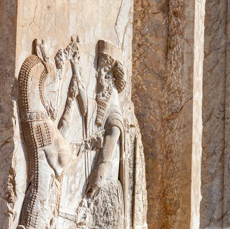 archeological site: Pesepolis, world  heritage archeological site, Persia, Iran