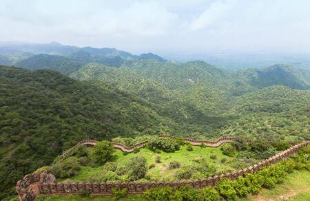 chittorgarh fort: A landscape of Chittorgarh Fort, Rajasthan , India.