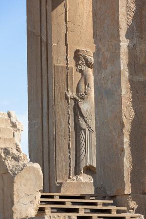 persia: Pesepolis, world  heritage archeological site, Persia, Iran